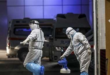 Ahora mismo mas de 30.000 personas han muerto en el mundo por coronavirus