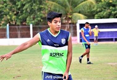 Tito Lizandro Seas no sabe cuál será su futuro futbolístico. Foto: Internet