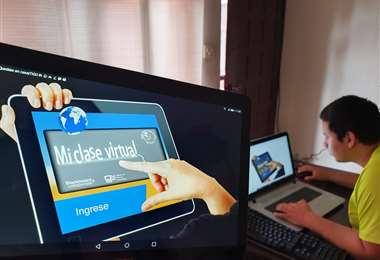 Muchas universidades ofrecen clases virtuales en tiempo de cuarentena/Ricardo Montero
