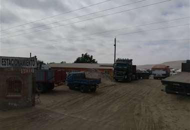Transporte en Arica