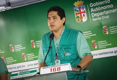 El director del Sedes, Marcelo Ríos, informa del servicio emocional que se ha puesto a disposición