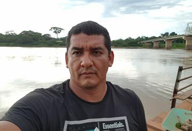 Marcos Rodríguez, representa al fútbol aficionado