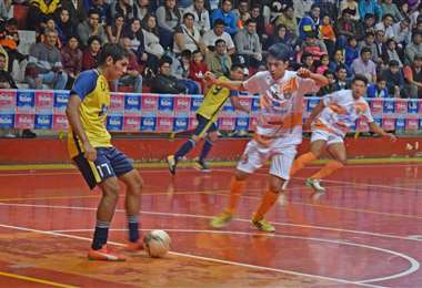 Las actividades del futsal están paralizadas debido al coronavirus. Foto: Internet