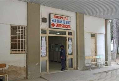 Hospital San Juan de Dios en Tarija