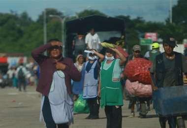 Mercado Abasto Minorista (Fotografía: Jorge Uechi)