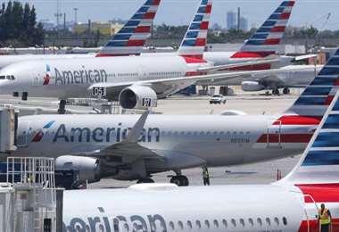 El sector de la aviación es uno de los más afectados por la crisis sanitaria mundial