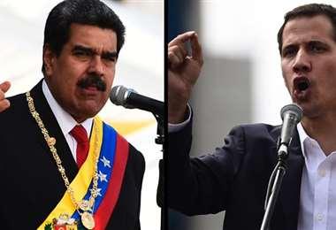 EEUU pide una salida sin la presencia de Maduro y Guaidó
