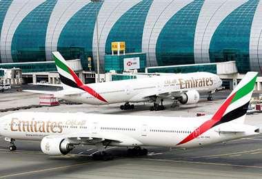 La compañía aérea paralizó sus operaciones la semana pasada después de una serie de restricciones de confinamiento en varios países
