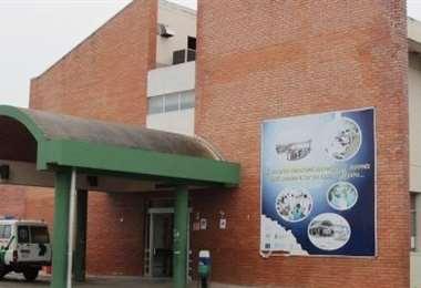 El hospital Japonés tiene área de aislamiento para pacientes con coronavirus