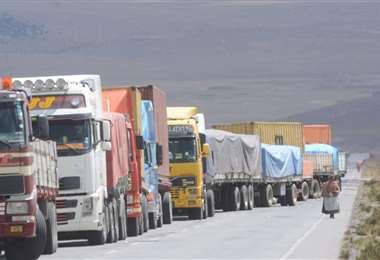 Esta semana los camiones deberán recoger 1250 contenedores /FOTO: APG