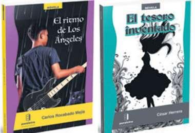 Las dos novelas juveniles forman parte del Plan Lector de La Hoguera