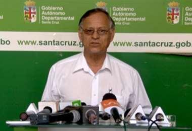 Roberto Torrez, parte del Sedes
