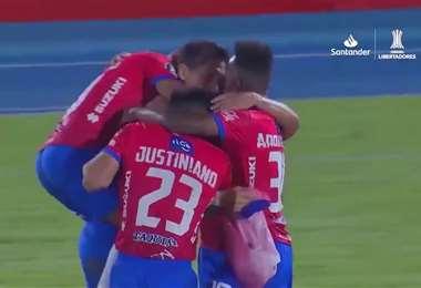 Wilster venció a Colo Colo y dio un paso importante en la Libertadores. Video: Conmebol