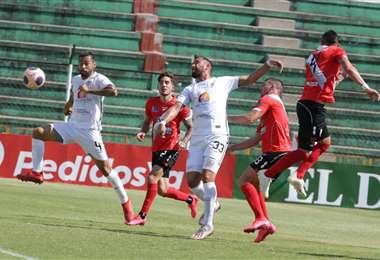 El partido entre Real y Nacional es por la fecha 11 del Apertura. Foto. Fuad Landívar