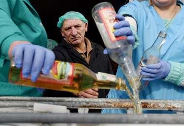 Vodka (Fotos: AFP)