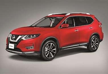La nueva X-Trail incorpora tecnologías de seguridad Nissan Safety Shield