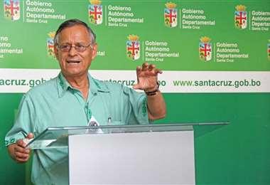 Roberto Tórrez, del Sedes