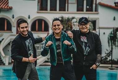 La banda Duende lanzó 'Por favor te pido' en plena cuarentena. Está en YouTube