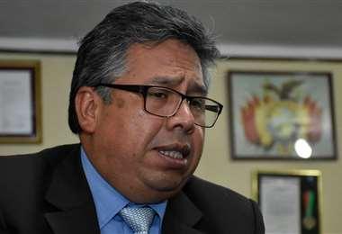 El viceministro de Salud I Foto: archivo.