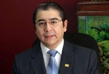 Gary Antonio Rodríguez A., Economista y Magíster en Comercio Internacional
