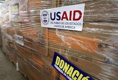 En los próximos días se conocerá el procedimiento de desembolso ya que no existe una oficina de USAID en el país/Foto: Internet