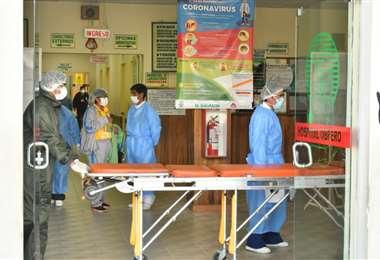 El Gobierno actualiza la cifra de contagios de covid-19. Foto Emilio Huascar
