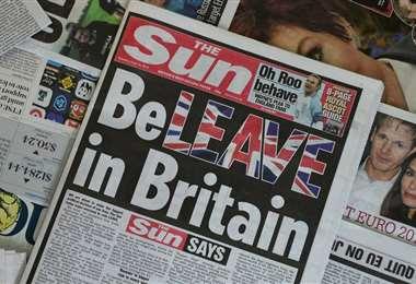 El coronavirus, otro golpe para la prensa británica