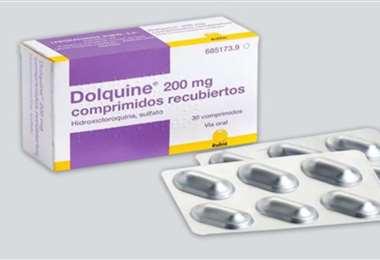 Según el estudio el medicamento le hace mal al enfermo de coronavirus. Foto Internet
