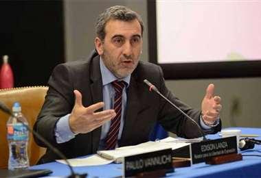 El relator especial de la CIDH I Foto: archivo.