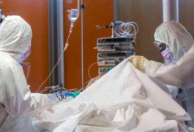 Estados Unidos es el país con mayor reporte de casos de contagios y muertes a escala global