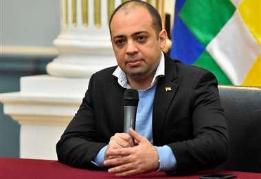 Mohammed Mostajo es además licenciado en biotecnología y tiene un doctorado en Harvard