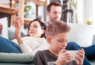 Consejos para el uso de internet en familia