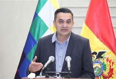 El ministro de la Presidencia, Yerko Núñez | Foto: Ministerio de Comunicación