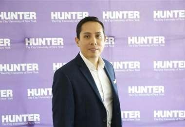 El boliviano Rodrigo Arce forma parte del equipo que busca la profilaxis