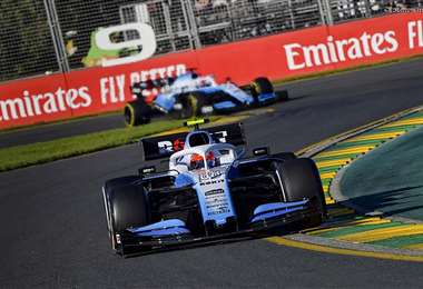 Williams es la segunda escudería de F1 en tomar medidas económicas. Foto: Internet