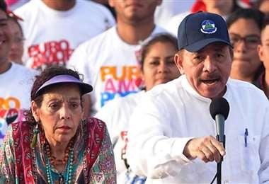 Daniel Ortega cumple 24 días sin dar la cara