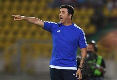 Julio César Baldivieso fue jugador de Aurora y ahora es s director técnico. Foto: Internet