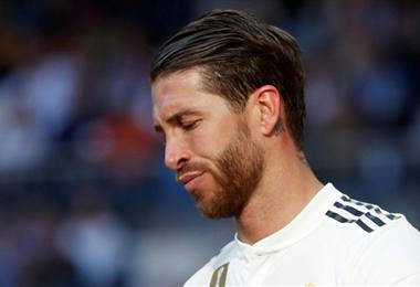 Ramos es el líder del vestuario del Madrid