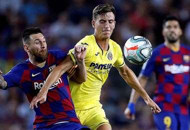 El Barcelona es el líder del campeonato, seguido de cerca por el Real Madrid. Foto: Internet