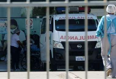Es dramática la situación por la que pasa el personal sanitario en Trinidad.