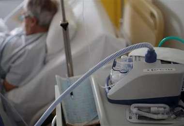 La expansión del virus en provincias cruceñas es una preocupación de las autoridades. Foto referencial