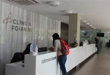 La clínica Foainini lanzó su propio seguro contra coronavirus