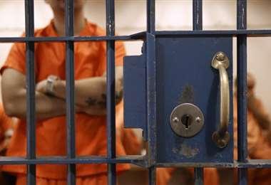 Los presos intentaban contagiarse con el virus. Foto Internet