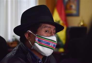 Rafael Quispe I APG Noticias