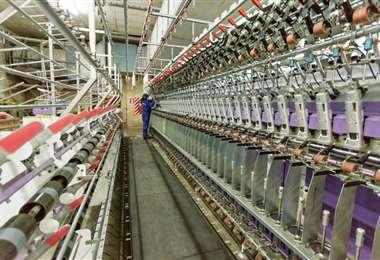 Las exportaciones textiles representan el  96% de las ventas de Altifibers y el futuro es incierto