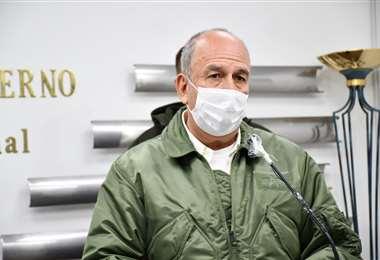 Arturo Murillo anuncia el envío de una carta a Evo I Gobierno