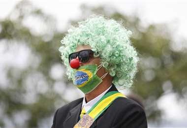 Desde antes de Carnaval ya circulaba el virus. Foto AFP