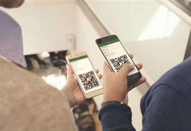 Para evitar la manipulación de efectivo, el Banco Ganadero permite que las empresas realicen sus cobros de manera digital,