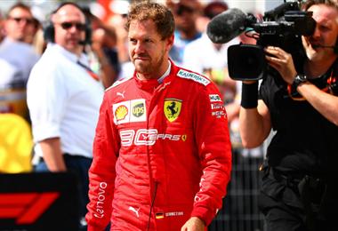 El alemán Vettel le dice adiós a Ferrari