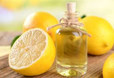 El limón y el vinagre son desinfectantes naturales